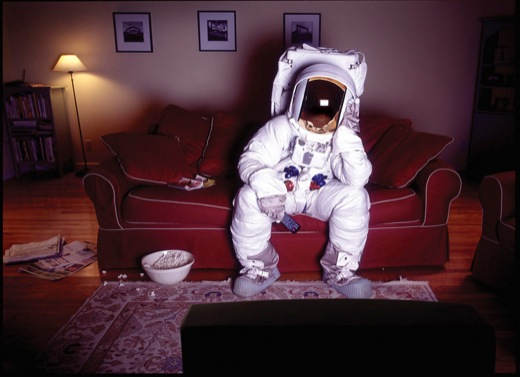 Astronaut Couch tv new web