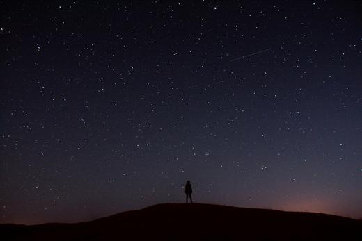 Beneath a Sky Full of Stars