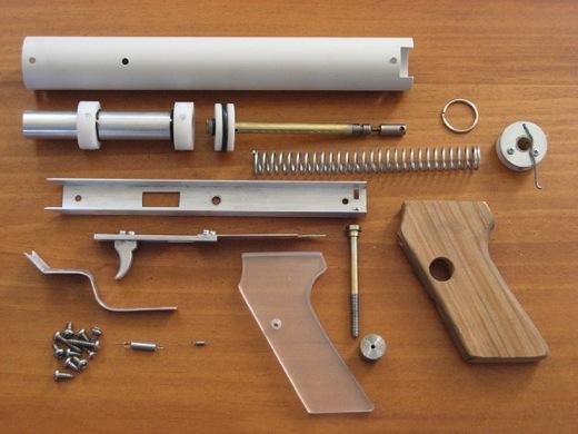 Building a Better Nerf gun 1