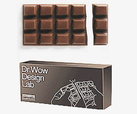 Chocolate bar Magnet
