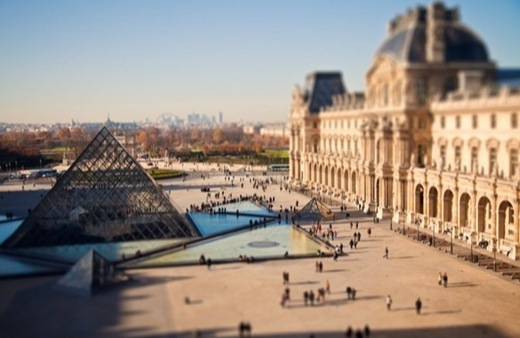 Cities Tilt Shift Photography by ben Thomas 7