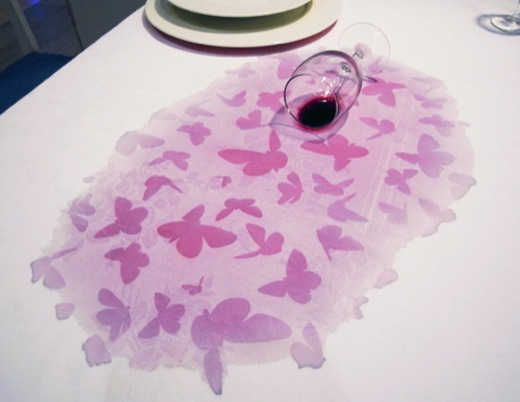 Design Fetish Kristine Bjaadal Underfull Tablecloth 2