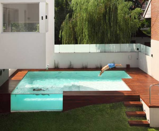 Devoto House Pool 2