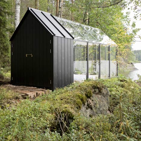 Dezeen Garden Shed by Ville Hara and Linda Bergroth 02