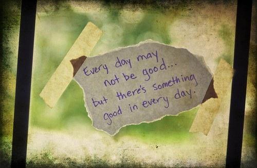Everydaymaynotbegood