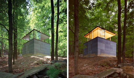 Forest Study Office Cube