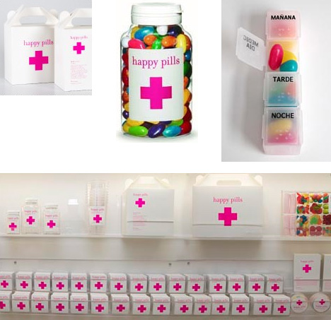 Happy Pills Product Design Idea