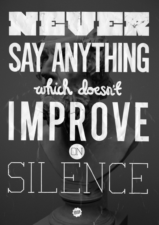 improveonsilence