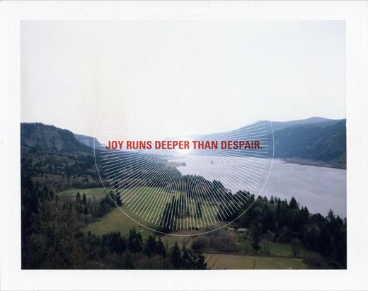 Joy Runs Deeper
