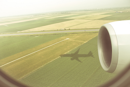 Landing in Holland