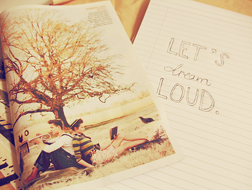 Let's Dream Loud