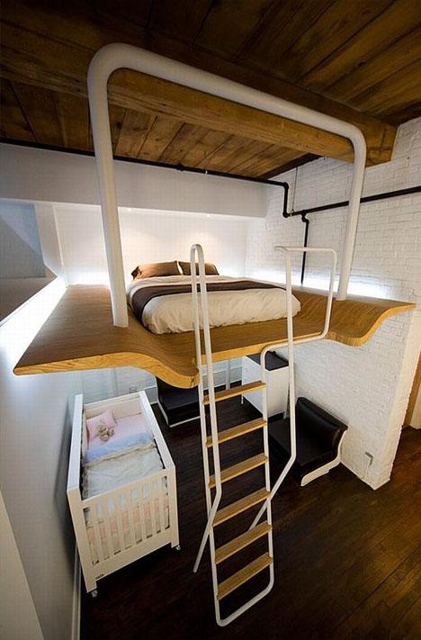 Loft Master Bedroom Refab