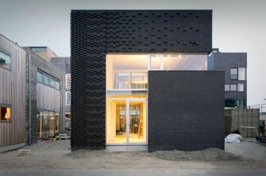 Marc Koehler's Ijburg House