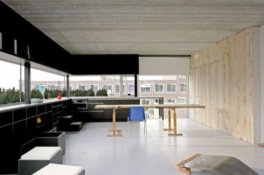 Marc Koehler's Ijburg House 1