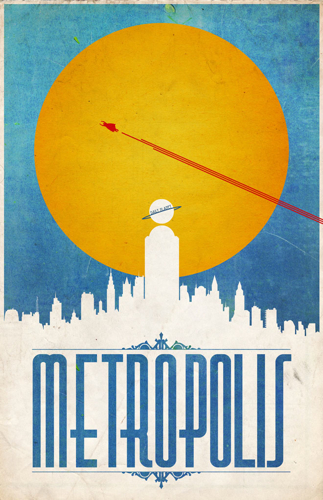 Metropolis 660