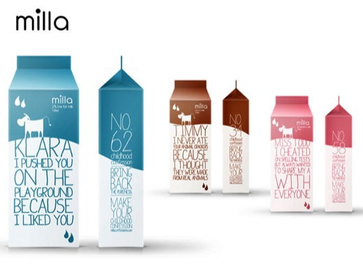 Milk by Milla