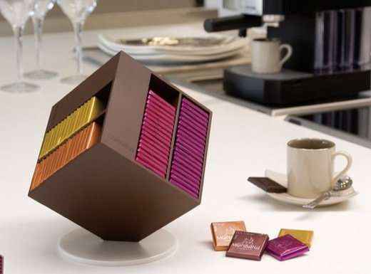 Monbana Chocolate Cube