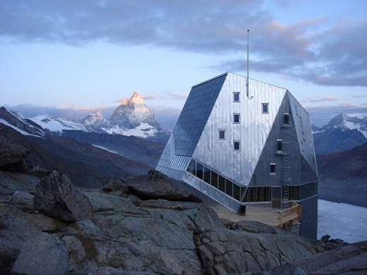 Mountain hut 2