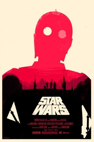 Olly Moss Star Wars 550x 825