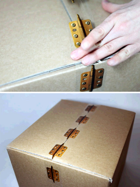 Packing Tape Hinge Roll