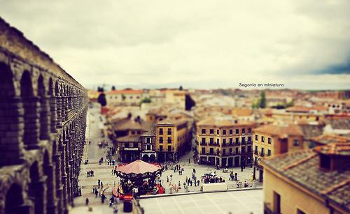 Segovia en Miniatura