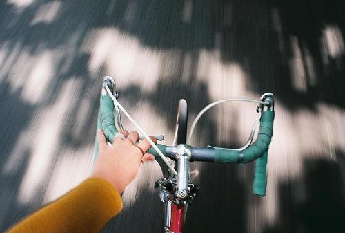 Sunny Bike Ride