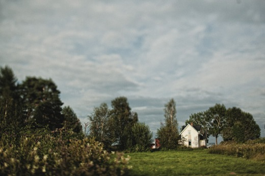 Swedish Countryside Wedding