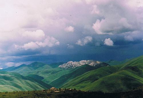 The Mountain of Padmasambhava