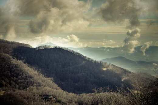 The Smokey Mountains