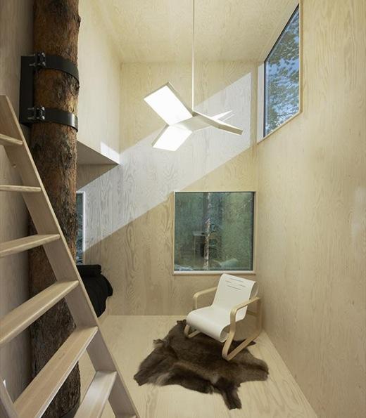 Treehotel, Sweden 1