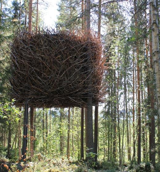 Treehotel, Sweden 2