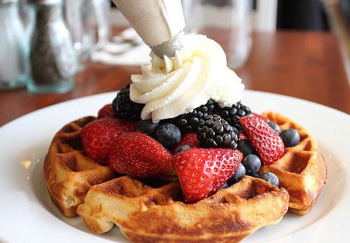 Waffles & Cream