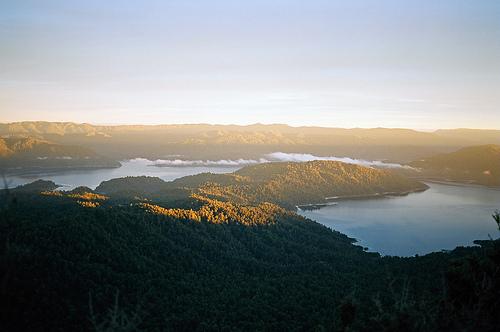 Waikaremoana Sunrise