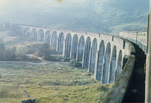 West Highland Railway 1986