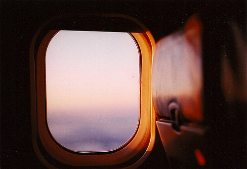 Window Seat Please
