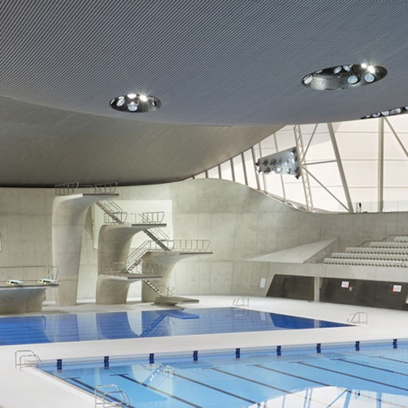 Zaha Swims