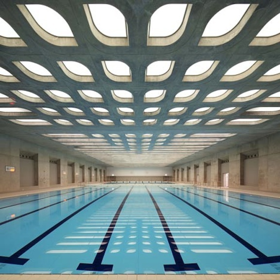 Zaha Swims 3